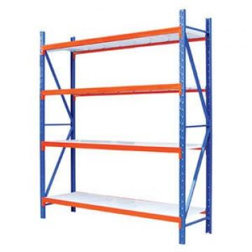 Selective Pallet Racking Warehouse Rack System Heavy Duty Stackable Pallet Racking