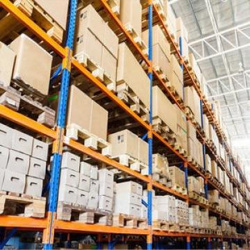 Heavy duty Warehouse Shelving ISO9001:2008 Certification Passed
