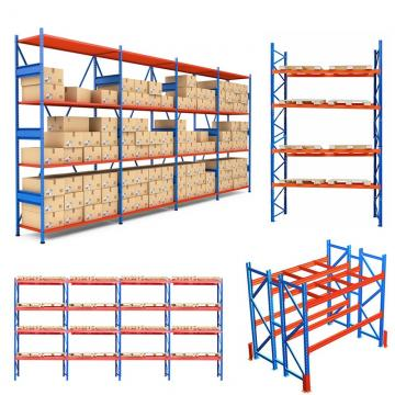 High quality industrial storage steel drive in racking