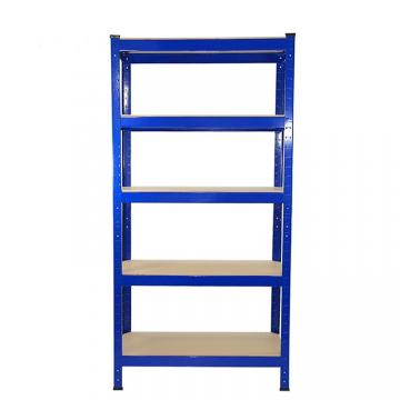 Hyper Market Shelving System Display Rack, Grocery Store Metal Shelving Rack For Mall