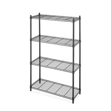 Household Metal storage rack stainless steel shelves wire rack shelving