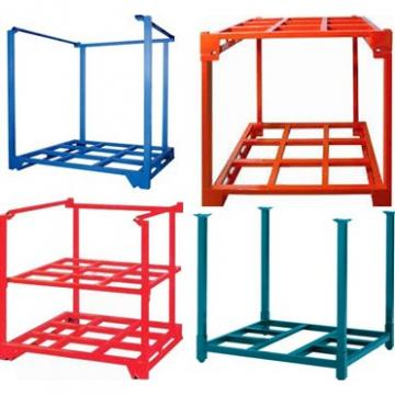 Stainless steel commodity shelf storage grocery rack