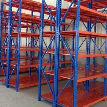 Heavy Duty Warehouse Storage Shelving Rack Manufacture Industrial Metal Shelf Steel Bolt Pallet Racking
