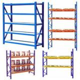 Small metal / stainless pallet shelf parts for warehouse