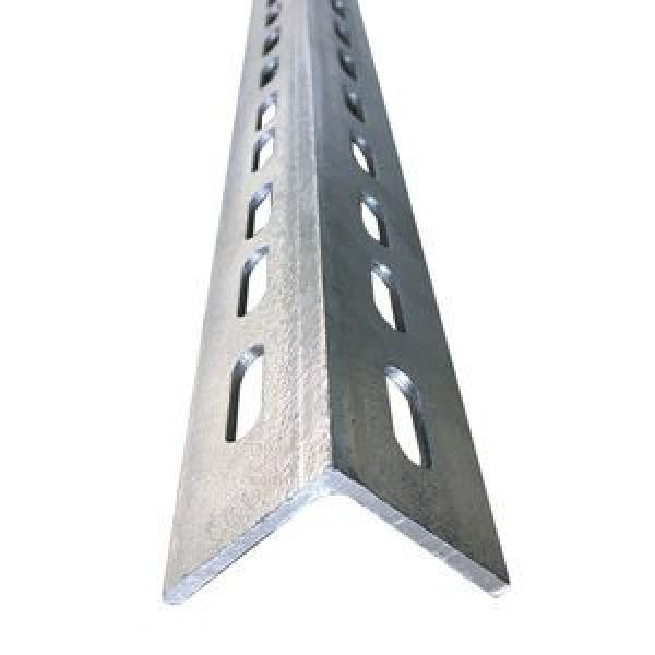 Construction structural hot rolled hot dipped galvanized angle iron / equal angle steel / steel angle price #3 image