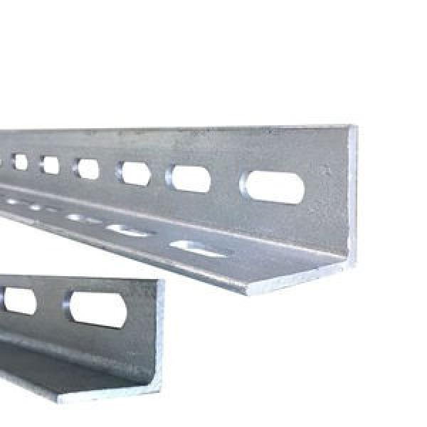 hot rolled carbon steel bar material galvanized iron 90 degree steel angle bar size #2 image