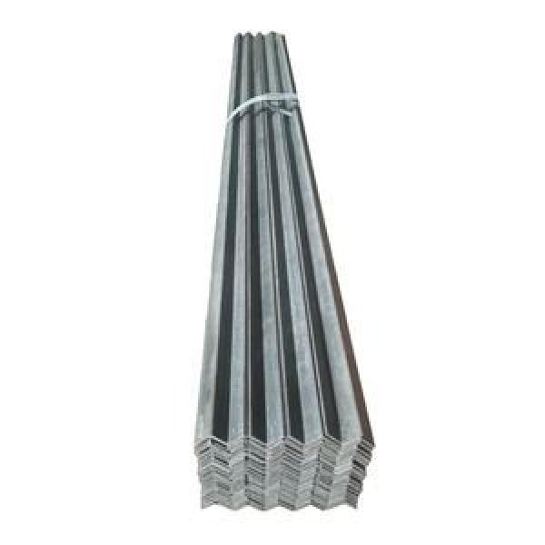 stainless steel angle bracket china suppliers building material mild steel l angle price per kg iron perforated angle iron #1 image