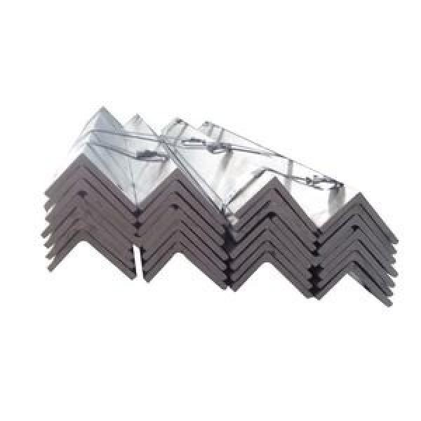 Galvanized perforated metal slotted angle iron with holes for shelving #1 image