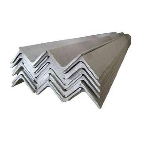 Galvanized perforated metal slotted angle iron with holes for shelving #2 image