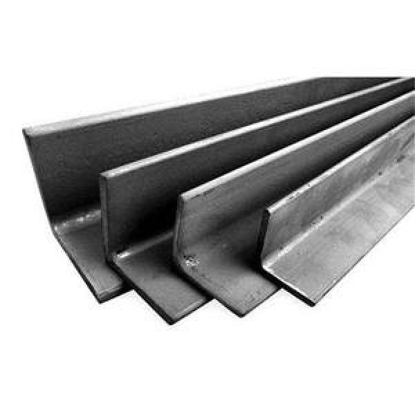 s235jr hot rolled steel angle iron with holes steel slotted angle #1 image