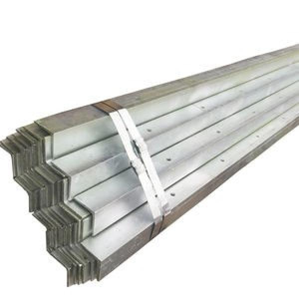 Weight of 2 Inch ms hdg galvanized steel angle iron price list #1 image