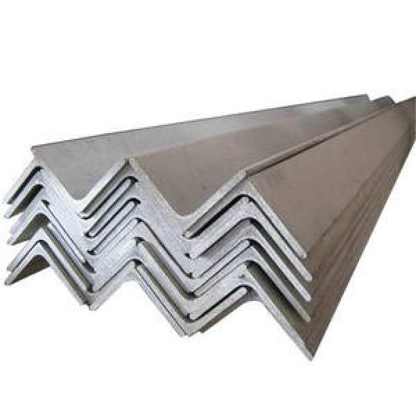 Construction structural hot rolled hot dipped galvanized angle iron / equal angle steel / steel angle price #1 image
