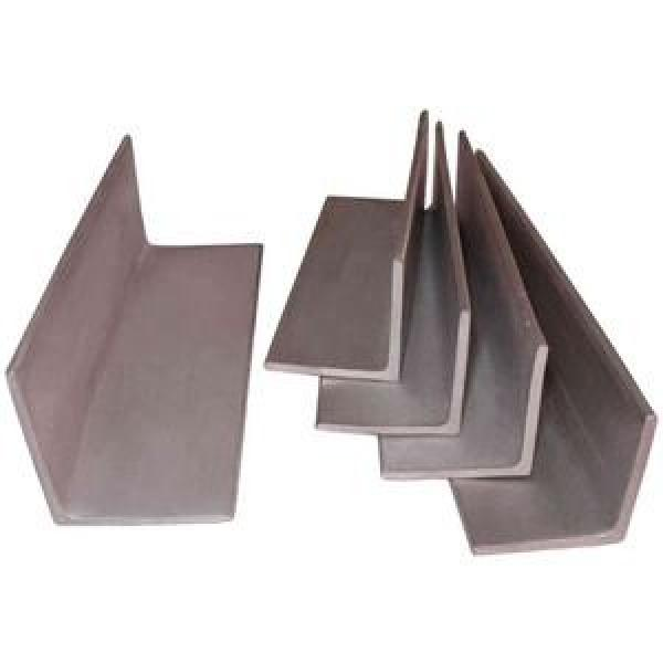 Hot rolled steel angle sizes, stainless steel angle iron price #3 image