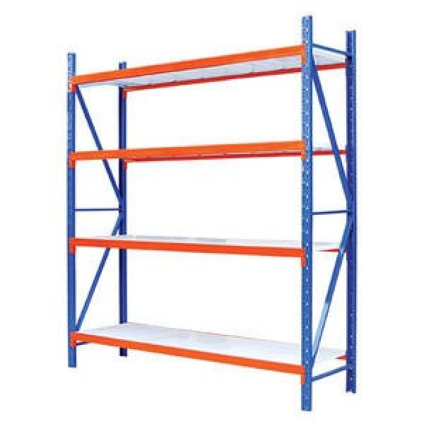 Strong stability warehouse equipment drive in pallet racking system #3 image