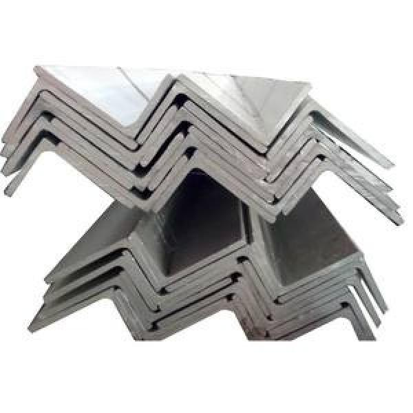 Chinese wholesalers hot-dip galvanized carbon Angle grooves #2 image