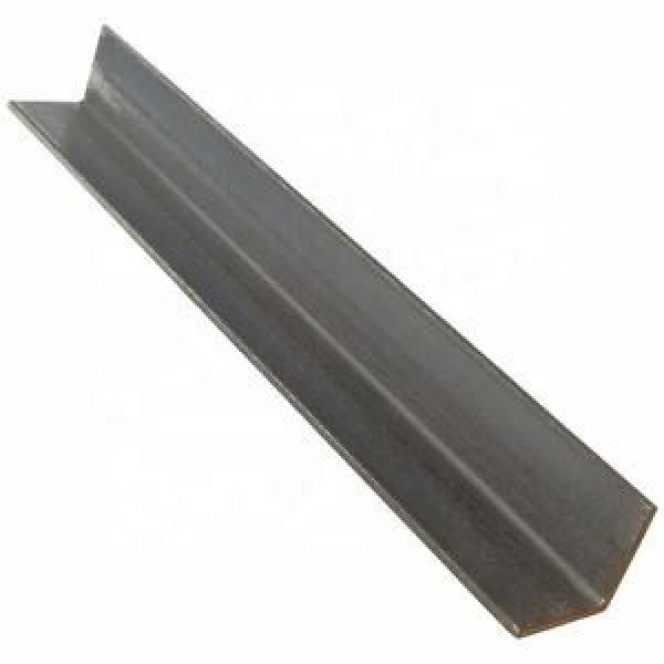 hot rolled carbon steel bar material galvanized iron 90 degree steel angle bar size #1 image