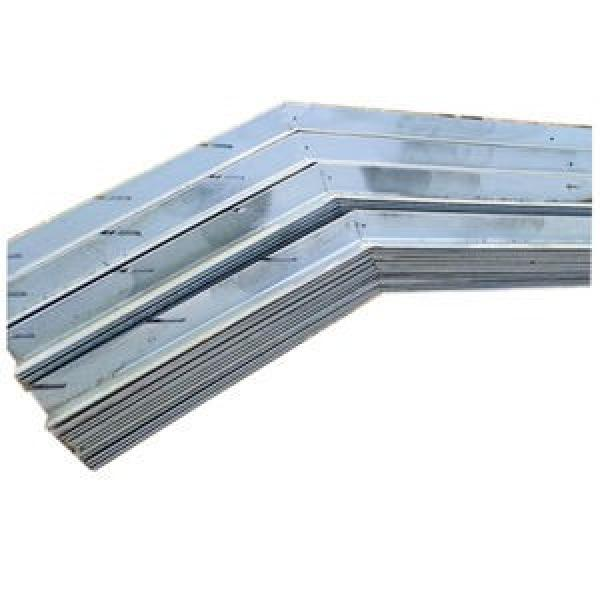 Weight of 2 Inch ms hdg galvanized steel angle iron price list #2 image