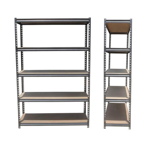 Hyper Market Shelving System Display Rack, Grocery Store Metal Shelving Rack For Mall #1 image