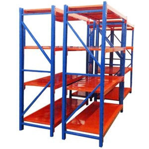 Automated Warehouse Storage Shuttle Pallet Rack system #1 image