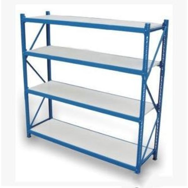 3-Tier Kitchen All Purpose Utility Cart with 2 Shelves Baskets for Extra Storage #1 image