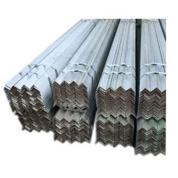 Hot dipped galvanized steel angl mild steel angle bar/ angle iron steel angle iron weights #3 image