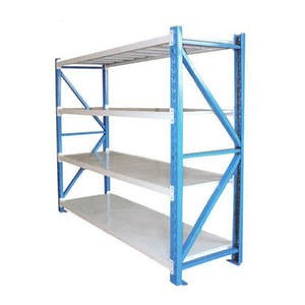 Heavy Duty Warehouse Pallet Racking Systems Industrial Steel Storage Racks #3 image
