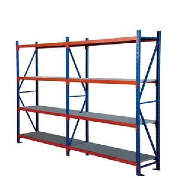 tear drop pallet rack heavy duty warehouse shelving/storage pallet rack /selective heavy duty racking system #2 image