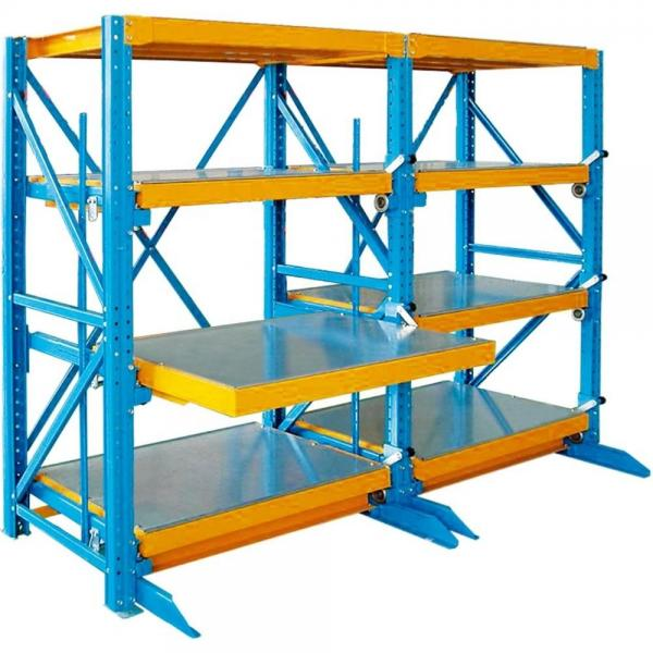 Industrial heavy duty shelving system with CE certificate #2 image