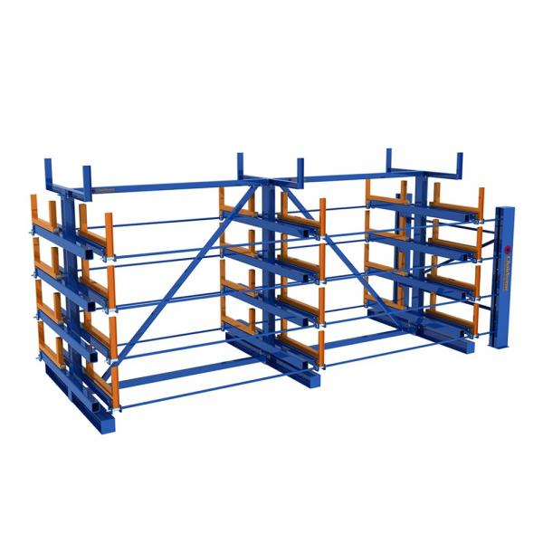 AS4084-2012 approved heavy duty boltless warehouse shelving #1 image
