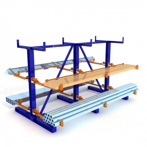 commercial industrial warehouse shelving pallet rack #2 image