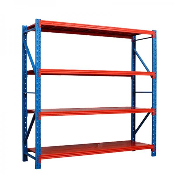 AS4084-2012 approved heavy duty boltless warehouse shelving #3 image