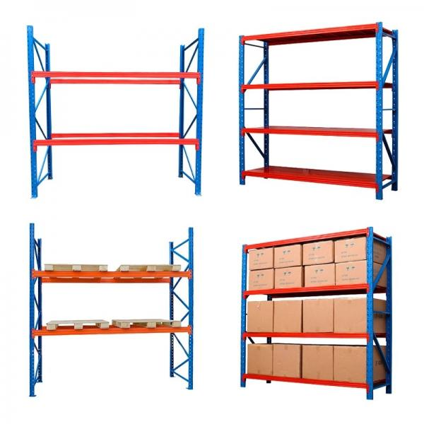 storage rack metal shelves heavy duty warehouse rack pallet racking systems for warehouse industry #3 image