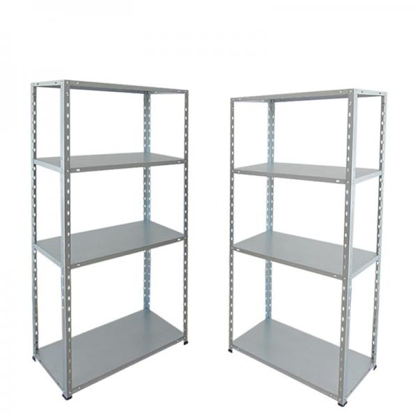 steel storage shelving/ metal rack shelf #2 image