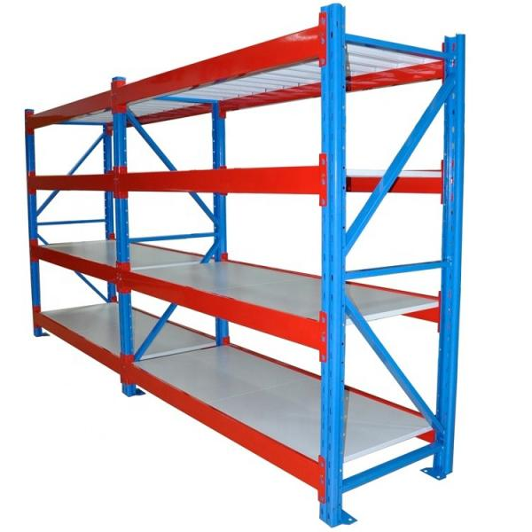 Mobile Pallet Racking for Warehouse Storage CE Certificate Heavy Duty Metal Rack Adjustable #3 image