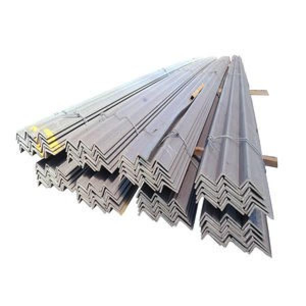 Chinese wholesalers hot-dip galvanized carbon Angle grooves #1 image