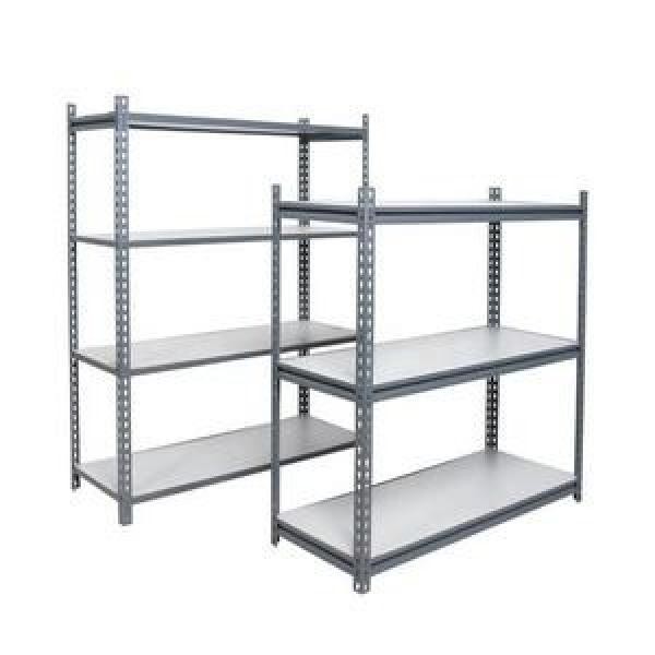 China Industrial Metal Storage Shelf Galvanized Pallet Racking #1 image