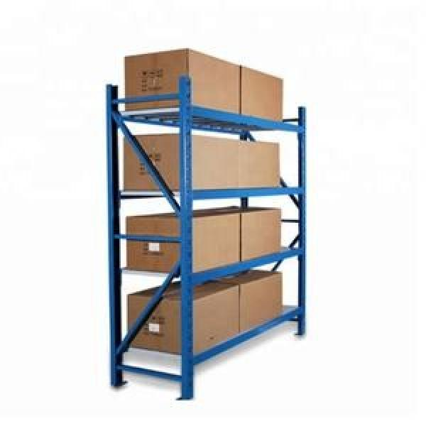 2 racking bays grey shelves 180*90*40cm 5 tiers boltless metal shelves Industrial Racking Garage Storage Shelves #1 image