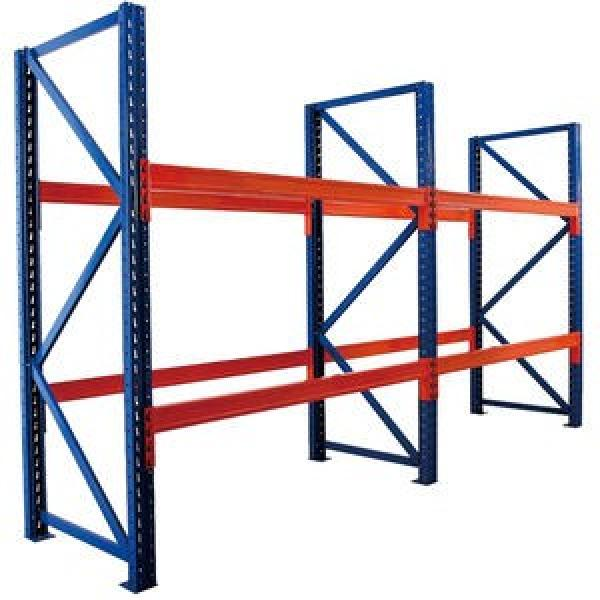 High utilization warehouse multi-level garage storage racking /boltless shelving/ longspan racking #2 image