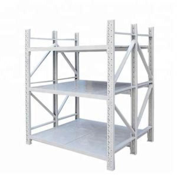 China Industrial Metal Storage Shelf Galvanized Pallet Racking #2 image