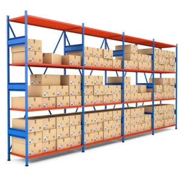 tear drop pallet rack heavy duty warehouse shelving/storage pallet rack /selective heavy duty racking system #3 image