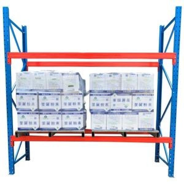 Automated Warehouse Storage Shuttle Pallet Rack system #3 image