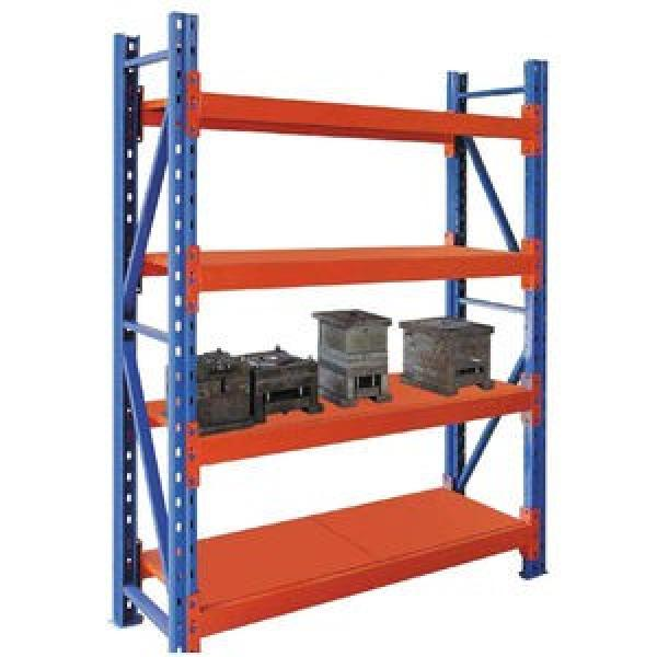Strong stability warehouse equipment drive in pallet racking system #2 image