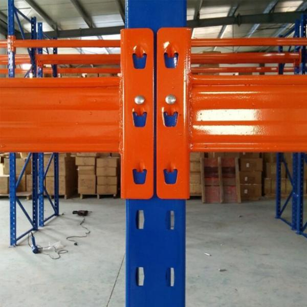 Warehouse metal shelving units storage shelf #1 image