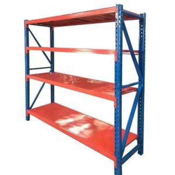 Medium Duty Rack Shelving System| long span steel shelf shelving system | Medium Duty Shelving #2 image