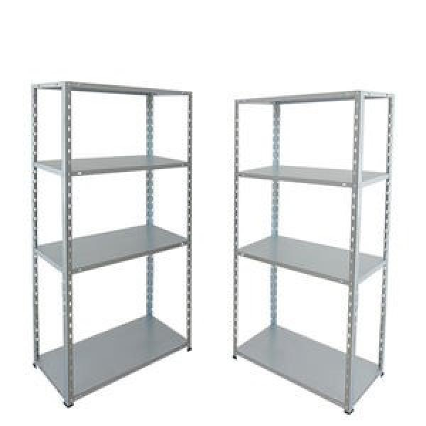 Medium Duty Rack Shelving System| long span steel shelf shelving system | Medium Duty Shelving #1 image