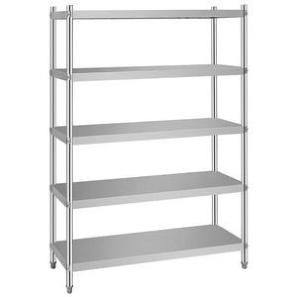 Medium Duty Rack Shelving System| long span steel shelf shelving system | Medium Duty Shelving #3 image