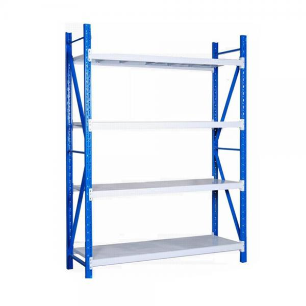 Heavy Duty 4.5T per layer metal warehouse storage pallet racks for industrial storage #2 image