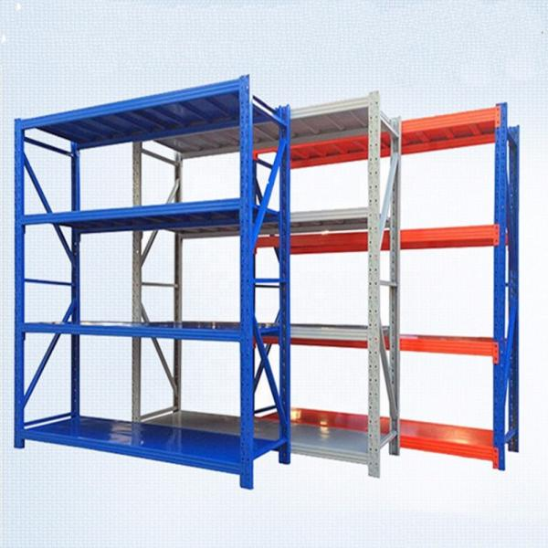 Powder coating heavy duty warehouse industrial stacking collapsible steel metal pallet tire storage rack #1 image