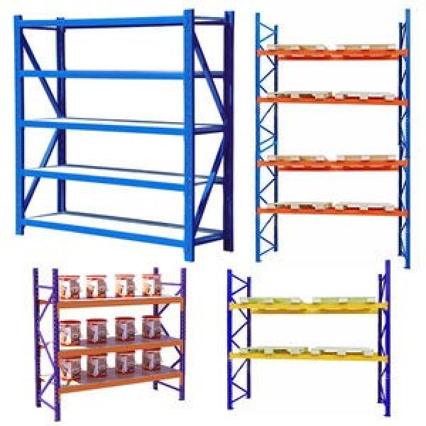 Pallet shelves, racking Safety Support Small Grid Size Wire Mesh Decking #2 image