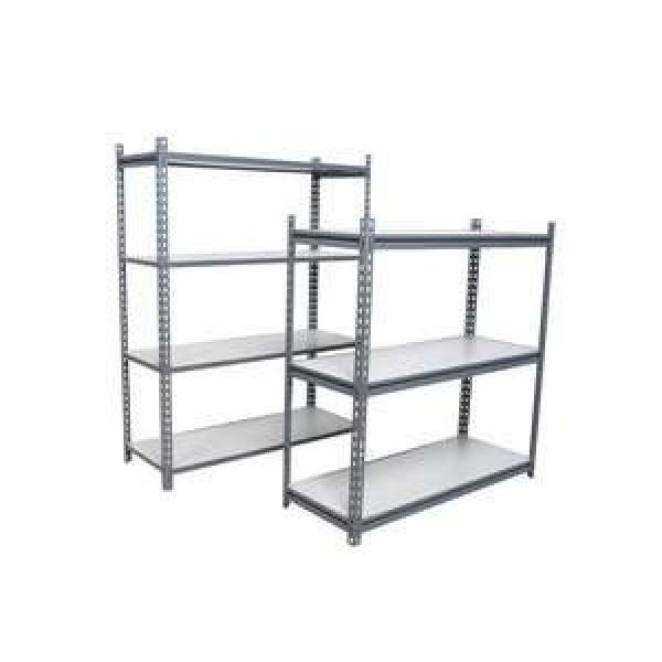 Small metal / stainless pallet shelf parts for warehouse #2 image